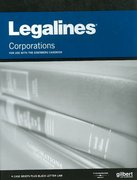 Legalines on Corporations 9th edition 9780314169112 0314169113