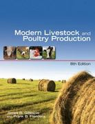 Modern Livestock & Poultry Production 8th Edition 9781428318083 1428318089