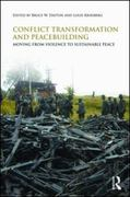 Conflict Transformation and Peacebuilding 1st edition 9780415480857 041548085X