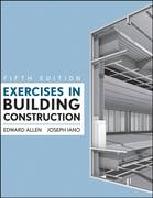 Exercises in Building Construction 5th edition 9780470381007 0470381000