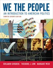 We the People 7th edition 9780393932676 0393932672