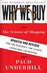 Why We Buy 1st Edition 9781416595243 1416595244