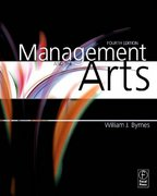 Management and the Arts 4th edition 9780240810041 024081004X