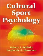 Cultural Sport Psychology 1st edition 9780736071338 0736071334