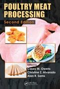 Poultry Meat Processing, Second Edition 2nd edition 9781420091892 1420091891