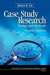 Case Study Research 4th edition 9781412960991 1412960991