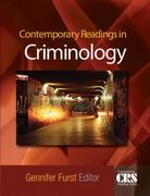 Contemporary Readings in Criminology 1st Edition 9781412956628 1412956625