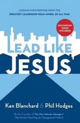 Lead Like Jesus 1st Edition 9781400314201 1400314208