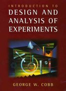 Introduction to Design and Analysis of Experiments 1st edition 9780470412169 047041216X