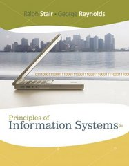 Principles of Information Systems 9th edition 9780324665284 0324665288
