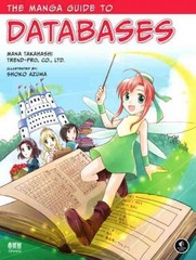 The Manga Guide to Databases 1st Edition 9781593271909 1593271905