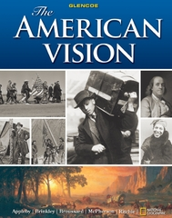 The American Vision, Student Edition 1st Edition 9780078799846 0078799848