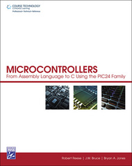 Microcontrollers 1st Edition 9781584505839 1584505834
