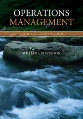 Operations Management w Student OM Vid Srs DVD 10th edition 9780077284091 0077284097