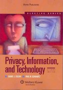 Privacy Information and Technology 2nd edition 9780735579101 0735579105