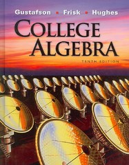 College Algebra 10th edition 9780495558880 0495558885