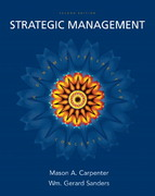 Strategic Management 2nd edition 9780136079316 0136079318