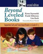Beyond Leveled Books 2nd Edition 9781571108067 1571108068