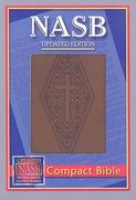 Compact Bible-NASB-Diamond/Cross 0 9781581351415 1581351410