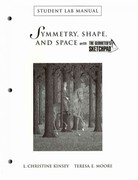 Symmetry, Shape, and Space with The Geometer's Sketchpad Student Lab Manual 1st edition 9780470412411 0470412410