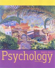 Psychology 9th edition 9781429215978 1429215976