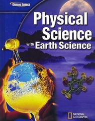 Glencoe Physical iScience with Earth iScience, Student Edition 1st Edition 9780078802485 0078802482