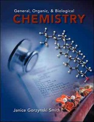 General, Organic &amp. Biological Chemistry 1st edition 9780077274290 0077274296