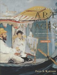 Gardner's Art through the Ages 13th edition 9780495573647 0495573647
