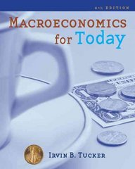 Macroeconomics for Today 6th edition 9780324591378 0324591373