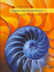 Introduction to Organic and Biochemistry 7th edition 9780495391166 0495391166