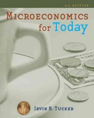 Microeconomics for Today 6th edition 9780324591385 0324591381
