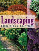 Landscaping Principles and Practices 7th edition 9781428376410 1428376410