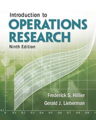 Introduction to Operations Research with Student Access Card 9th Edition 9780077298340 0077298349