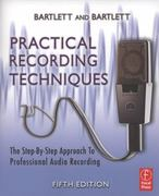 Practical Recording Techniques 6th Edition 9781136125348 1136125345