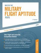 Master the Military Flight Aptitude Tests 7th edition 9780768927931 0768927935