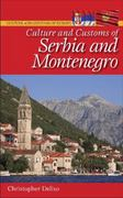 Culture and Customs of Serbia and Montenegro 1st Edition 9780313344367 0313344361