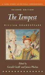 The Tempest 2nd Edition 9780312457525 0312457529