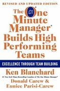 The One Minute Manager Builds High Performing Teams 3rd edition 9780061741203 0061741205