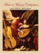 Music in Western Civilization, Media Update (with Resource Center Printed Access Card) 1st edition 9780495572732 049557273X