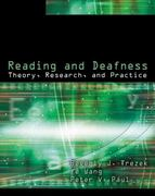 Reading and Deafness 1st Edition 9781428324350 1428324356