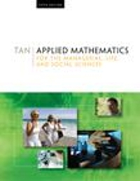 Applied Mathematics for the Managerial, Life, and Social Sciences 5th edition 9780495559672 0495559679