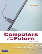 Computers Are Your Future, Complete 10th edition 9780135045114 0135045118