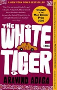 The White Tiger 1st Edition 9781416562603 1416562605