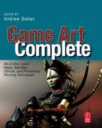 Game Art Complete 1st Edition 9780080880143 0080880142