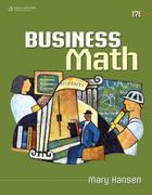 Business Math 17th Edition 9780538448734 0538448733