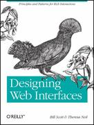 Designing Web Interfaces 1st edition 9780596516253 0596516258