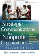 Strategic Communications for Nonprofit Organization 2nd Edition 9780470401224 0470401222