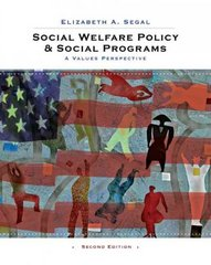 Social Welfare Policy and Social Programs 2nd edition 9780495604198 0495604194