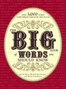 The Big Book of Words You Should Know 0 9781605501390 1605501395