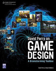 David Perry on Game Design 1st Edition 9781584506683 1584506687